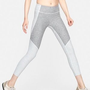 Outdoor Voices Two-Tone 7/8 leggings